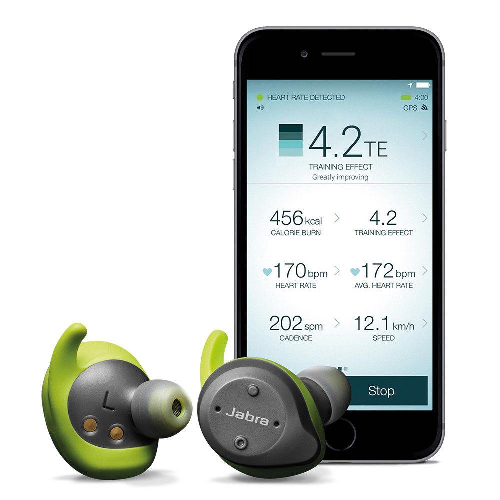eBay: Refurbished Jabra Elite Sport True Wireless Earbuds - $89.99 Plus Free Shipping