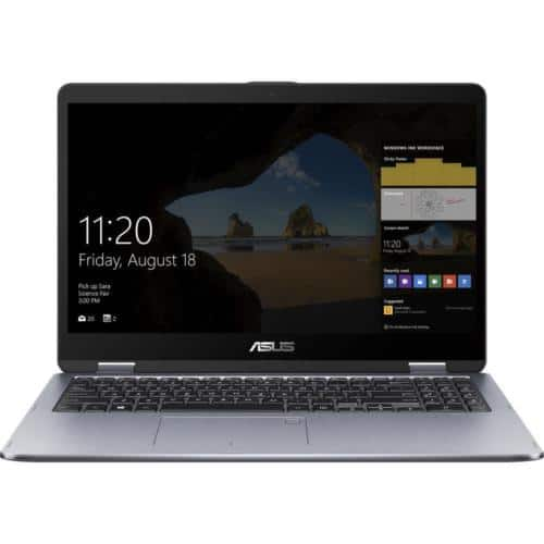 "eBay: Asus Vivobook Flip 15.6"" Full HD Touchscreen Laptop (i7-8550U, 8GB RAM, 1TB HDD)  - $749.99 Plus Free Shipping"