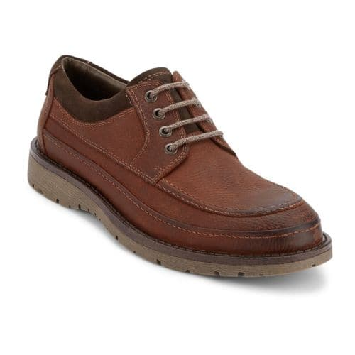 eBay: Dockers Men's Eastview Genuine Leather Lace-up Rubber Sole Oxfords - $29.99 Plus Free Shipping