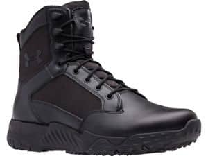 "eBay: Men's Under Armour Stellar 8"" Side Zip Tactical Boots - $69.99 Plus Free Shipping"