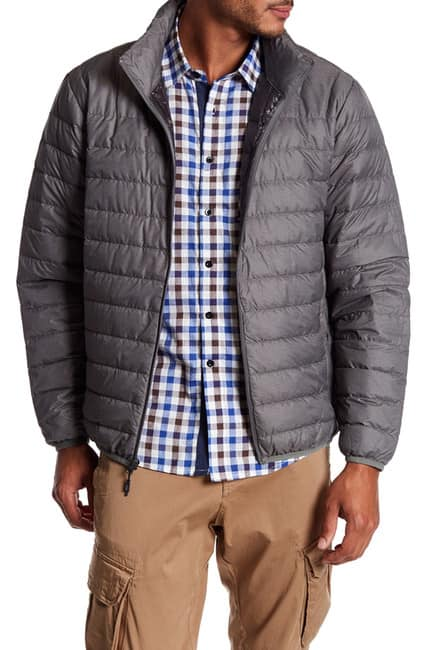Nordstrom Rack: Hawke & Co. Quilted Down Packable Jacket - $39.97 Plus Free Shipping on $100+