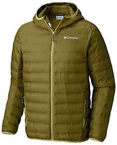 Columbia: Men's Lake 22 Down Hooded Jacket - $59.99 Plus Free Shipping w/ Greater Rewards