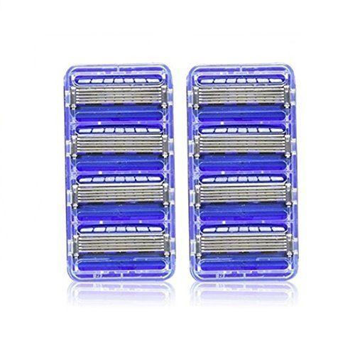 eBay: Schick Hydro 5 Men's Razor Refills (8 Cartridges) - $13.49 Plus Free Shipping