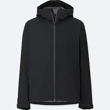 UNIQLO: Men's BlockTech Parka (Daily Deal) - $49.90 Plus Free Shipping
