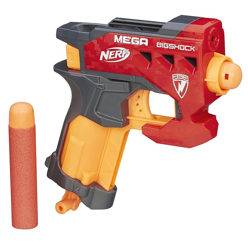 Kmart: Nerf N-Strike Mega BigShock Blaster - $7.96 Plus Free In-Store Pickup