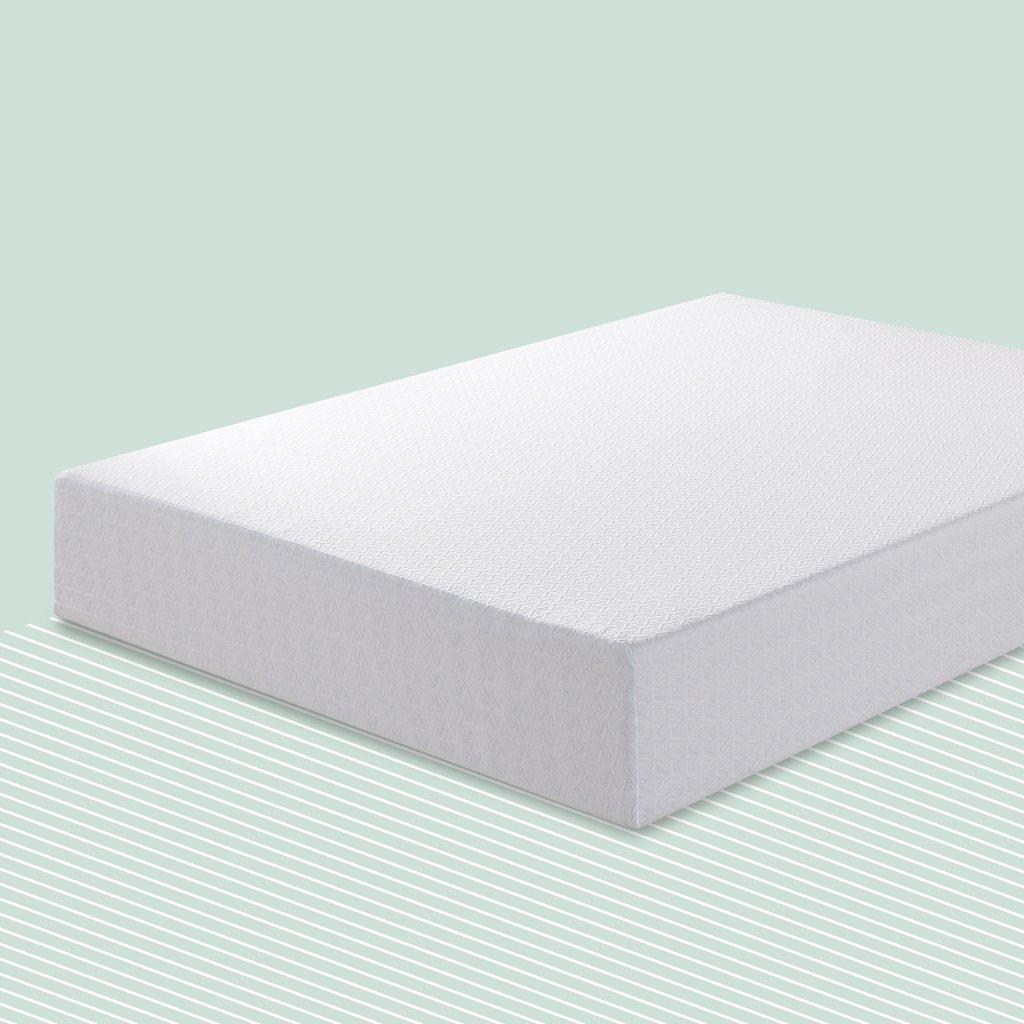 "Zinus: Twin 10"" Gel-Infused Spa Memory Foam Mattress - $110 Plus Free Shipping"