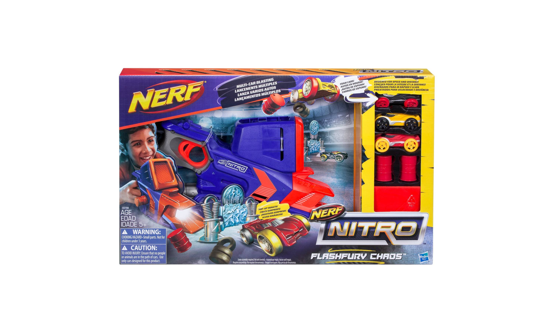 Target: NERF Nitro FlashFury Chaos - $9.49 Plus Free In-Store Pickup