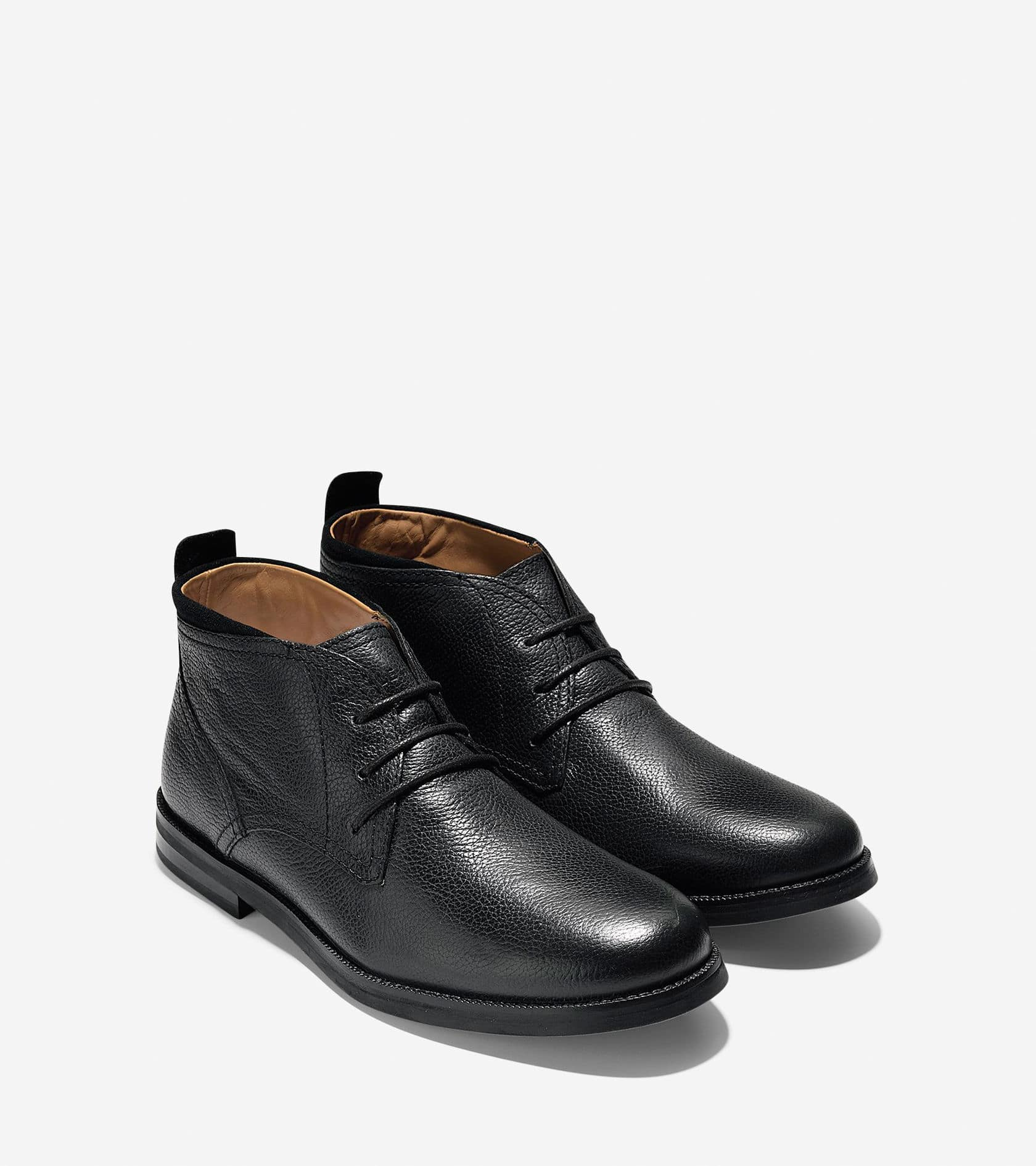 5b5583576 Cole Haan: Extra 40% Off Sale Styles Plus Free Shipping with Shoprunner -  Men's Ogden Stitch Chukka Boots - $83.97