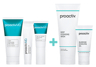 Proactiv: 30 Day Supply ProactivMD + Teen Duo + Free Gift - $29.95 Plus Free Shipping