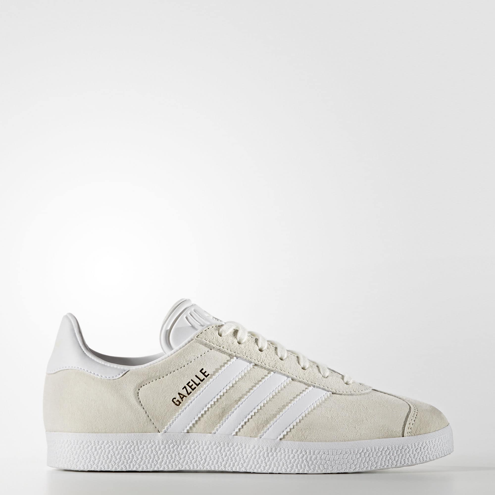 eBay: Women's adidas Gazelle Shoes (Off White) $34.99 Plus