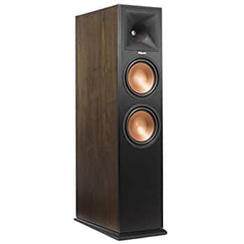 Amazon: Klipsch RP-280FA Floorstanding Speaker (Walnut Veneer) - $498.50 Each Plus Free Shipping