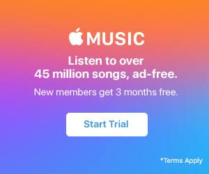 Apple Music: 3-Month Free Trial (Mobile Device Only)