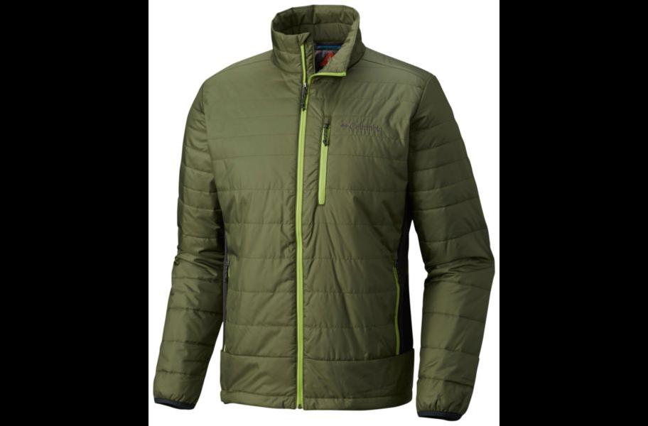 Columbia Sportswear: Men's Passo Alto II Jacket (Green) - $48 Plus Free Shipping w/ Greater Rewards