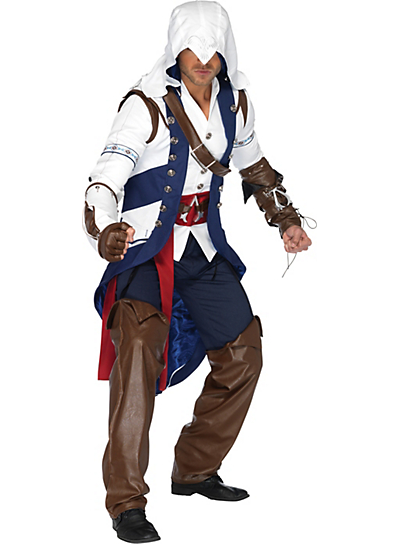 Party City: Adult Connor Costume (Assassin's Creed III) - $44.99 Plus Free In-Store Pickup