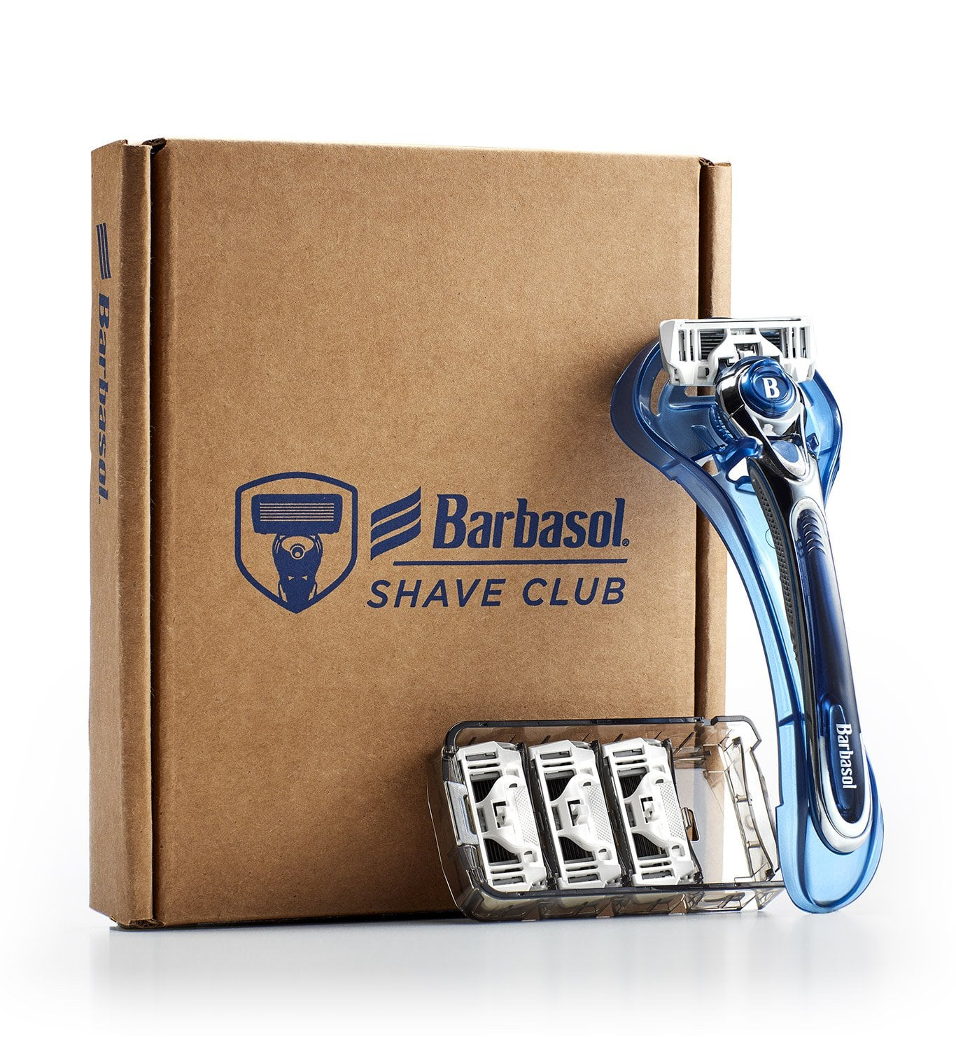 Barbasol: $4 Off Your First Month's Razor Subscription - $5.99