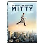 The Secret Life of Walter Mitty DVD $2.99 Prime Shipping on Amazon!!!!
