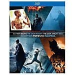 Christopher Nolan Director's Collection (Memento / Insomnia / Batman Begins / The Dark Knight / Inception / The Dark Knight Rises) [Blu-ray] $32.99 Prime Shipping