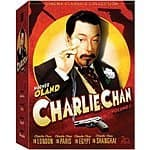 Charlie Chan Collection, Vol. 1 (Charlie Chan in London / Charlie Chan in Paris / Charlie Chan in Egypt / Charlie Chan in Shanghai / Eran Trece) $22.51 Prime