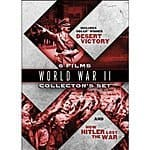 World War II Collector's Set: 6 Films $3 Prime Shipping