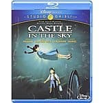 Castle in the Sky (Two-Disc Blu-ray/DVD Combo) $17.29 Prime Shipping