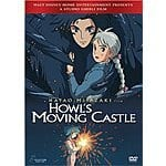 Howl's Moving Castle DVD $12.96 Prime Fulflled