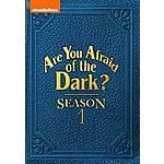 Are You Afraid of the Dark?: Season 1 DVD $10.99 Prime Shipping!!
