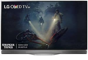 LG Electronics OLED65E7P 65-Inch 4K Ultra HD Smart OLED TV $2599.99