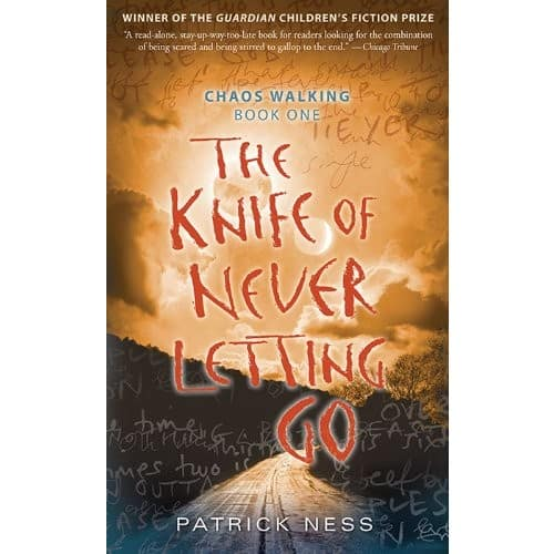 The Knife of Never Letting Go (Chaos Walking Book 1) Kindle eBook $1.99