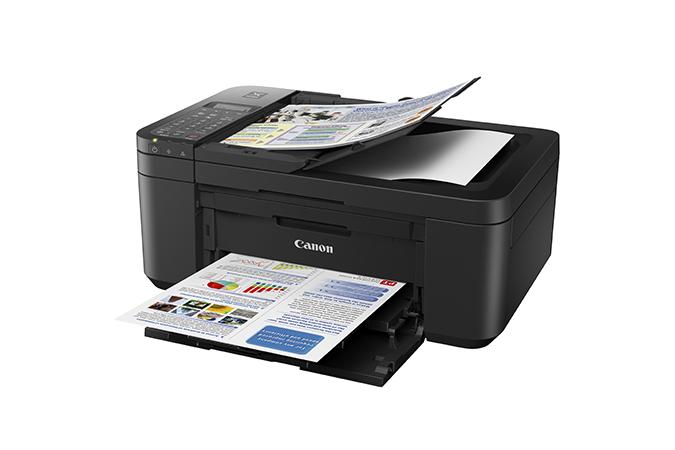 Canon PIXMA TR4522 Wireless All-in-One Inkjet Office Printer $49.00+ Tax