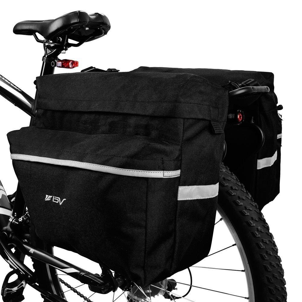 BV Bike Bag Bicycle Panniers - $14.62 - Amazon Lightning Deal