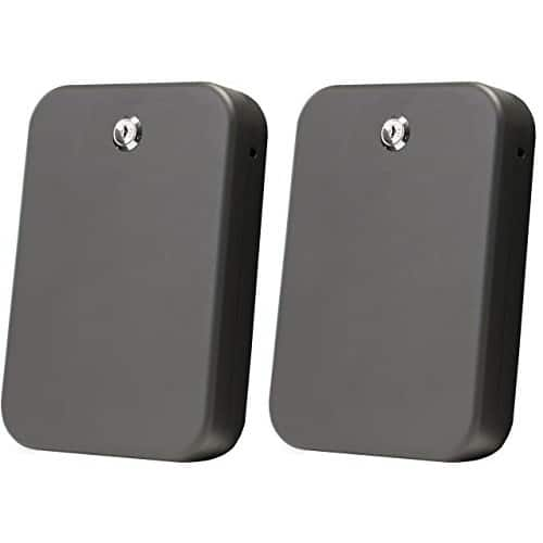 SnapSafe Keyed Alike Lock Box (2 Pack) $26.28 Amazon FS
