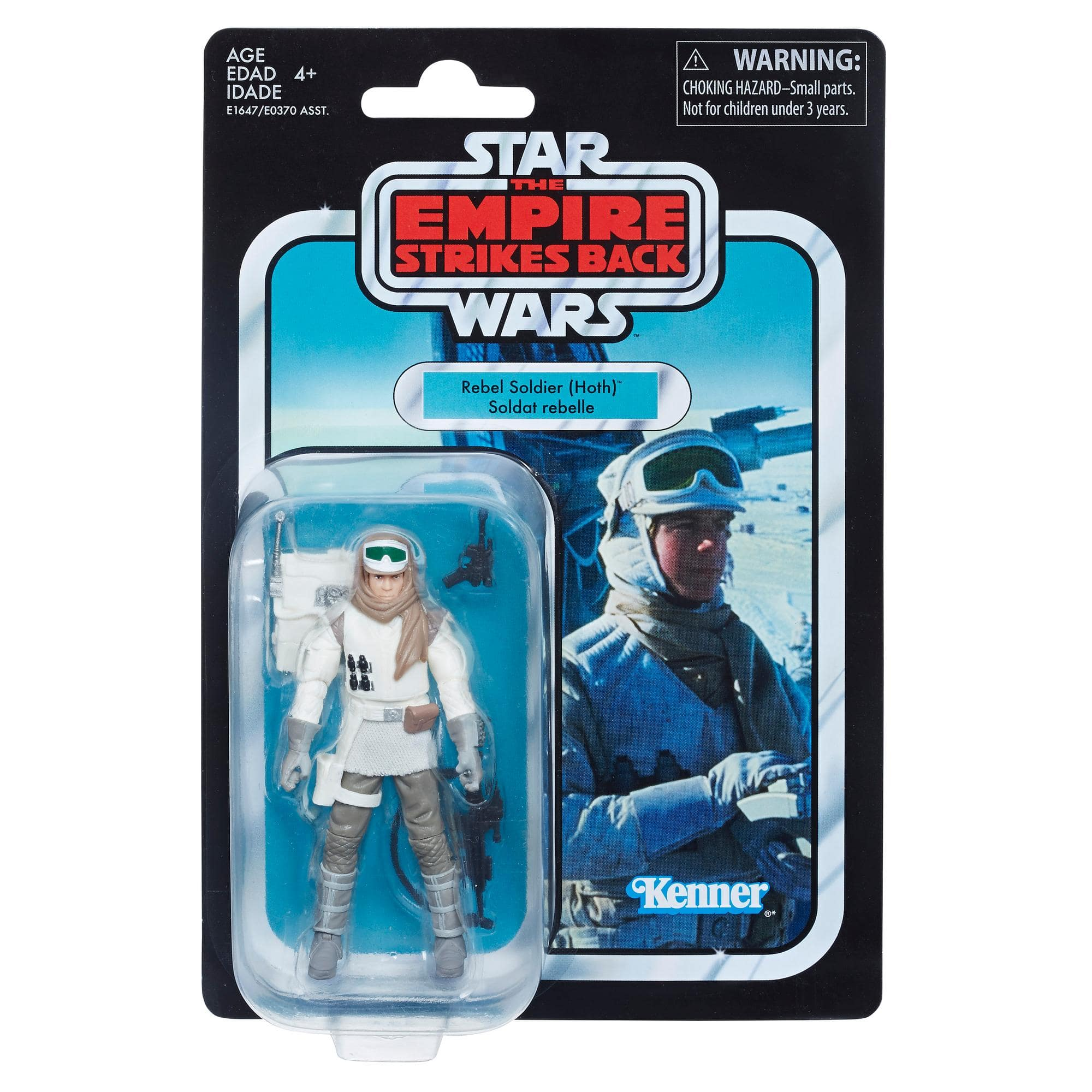 Star Wars The Vintage Collection Hoth Rebel Trooper (In Stock) $10.39 FS