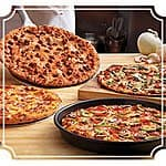 Dominos any medium feast pizza, 10.99 (CANADA)