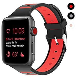 Apple Watch band & accessories starting at $3.99 @Amazon