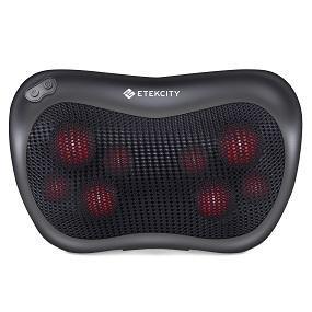 Etekcity Shiatsu back/neck massager 27 AC @Amazon $26.79