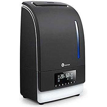 TaoTronics Ultrasonic 6L warm & cool mist humidifier for $59. @Amazon
