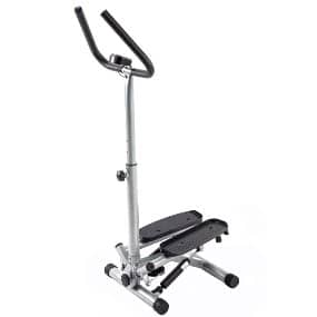 Sunny Twister Stepper with Handle Bar $59