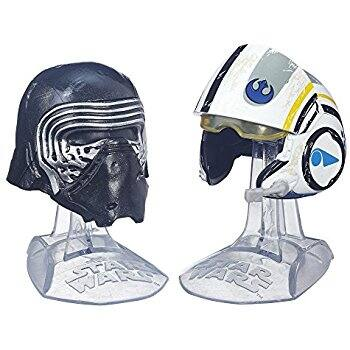 The Force Awakens Black Series Die Cast Kylo Ren & Poe Dameron for $5 @Amazon