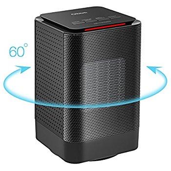 Oittm Portable Ceramic Heater - $35.71 AC