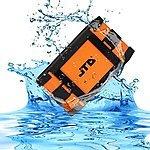 $29.99->JTD ® Armor Portable Bluetooth Speaker (Orange) Waterproof Shockproof Dust-proof Outdoor/Shower/MP3/PC Speakers