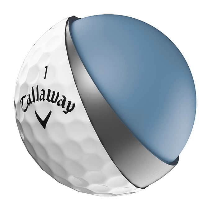 Costco Callaway HEX Tour Soft Golf Ball 4-dozen $40 + $5 shipping $44.99
