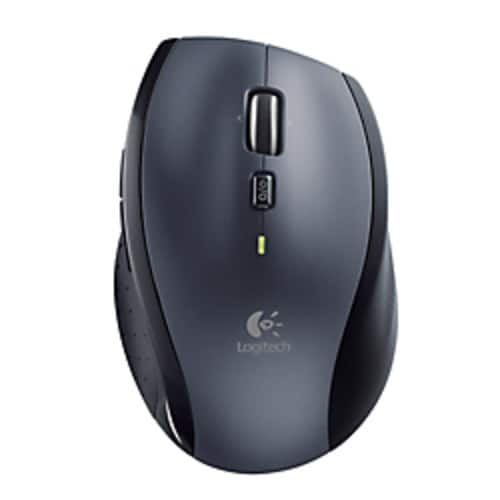 Logitech M705 Marathon Wireless Mouse Unifying Receiver at Office Depot $19.99 exp 11/4