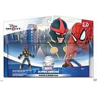 Walmart Deal: Disney Infinity: Marvel Super Heroes (2.0 Edition) - Marvel's Spider-Man Play Set (Universal) @ Walmart for $17.50 w/ Store Pick-up