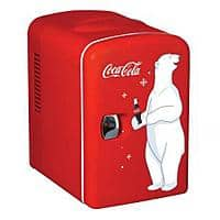 Home Depot Deal: Coca-Cola Retro Mini Fridge $30 at Home Depot