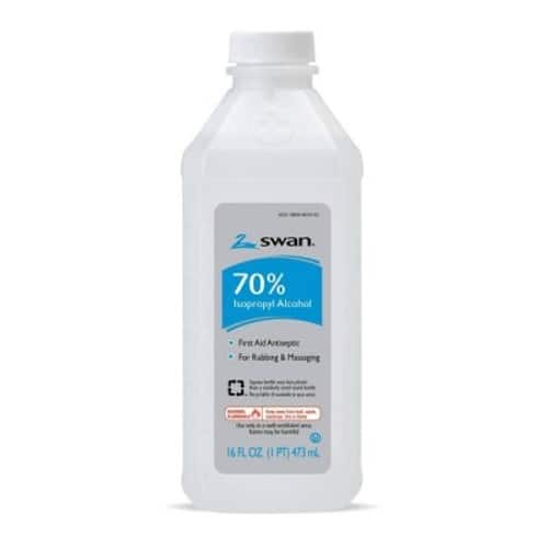 Isopropyl alcohol in stock at Target $1.29