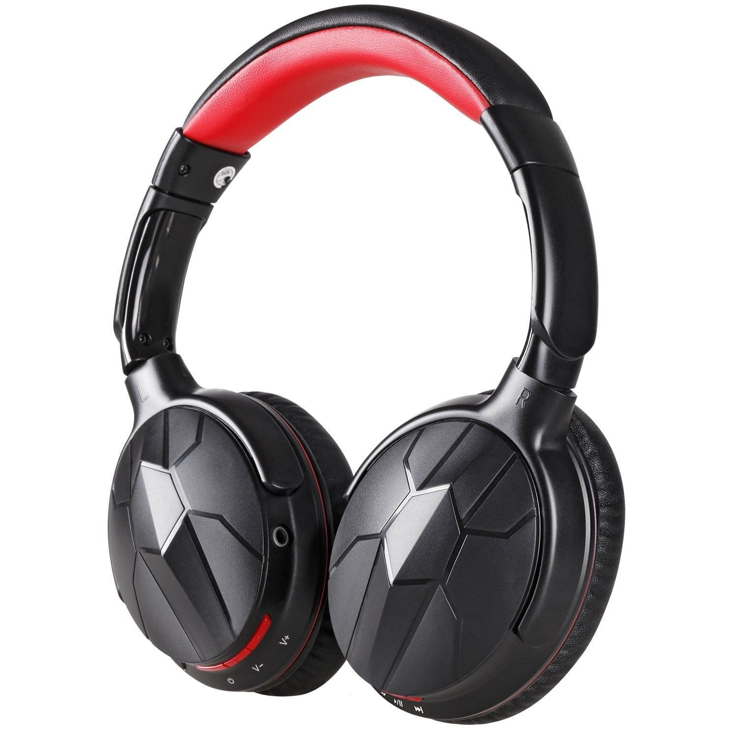 Mixcder HD501 Bluetooth Noise Cancelling  Over Ear Headphones w/ Built In Mic $29.99 @ Amazon