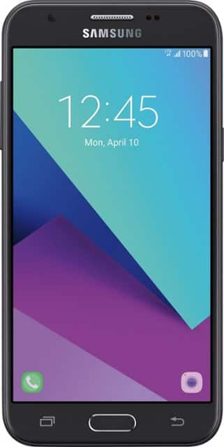 Simple Mobile - Samsung Galaxy J3 Luna Pro 4G LTE with 16GB