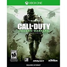 Call of Duty Modern Warfare Remastered - Xbox One/PS4 (Amazon) $19.88