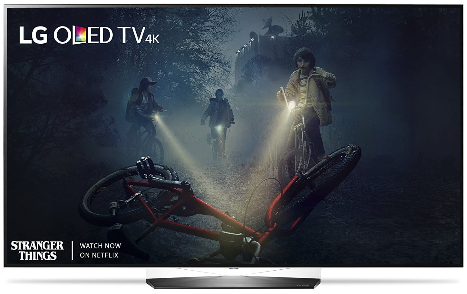 LG 55-Inch B7A OLED 4K HDR Smart TV $1,599.99