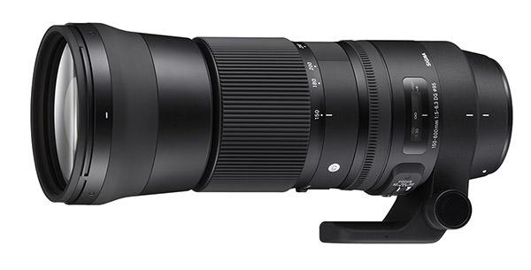 Sigma 150-600mm F5-6.3 Contemporary DG OS HSM Lens $799.99